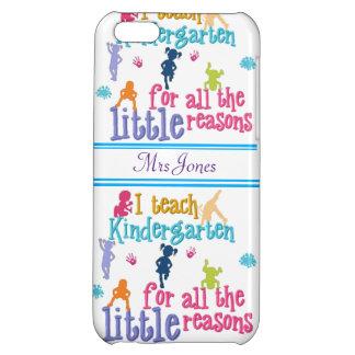 Caso del iPhone del maestro de jardín de infancia