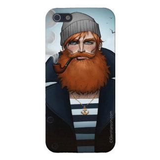 """Caso del iPhone del """"marinero"""" por la cañada iPhone 5 Cárcasa"""