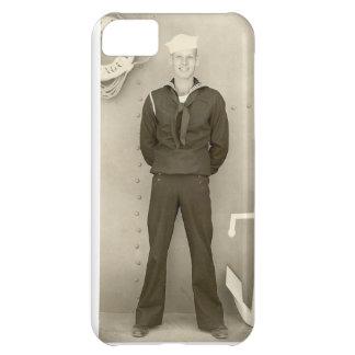 Caso del iPhone del marinero y del ancla del vinta