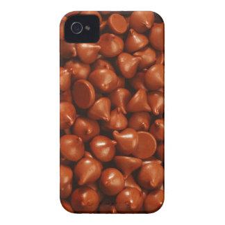 Caso del iPhone del microprocesador de chocolate Funda Para iPhone 4
