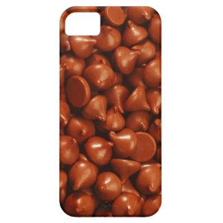 Caso del iPhone del microprocesador de chocolate Funda Para iPhone SE/5/5s