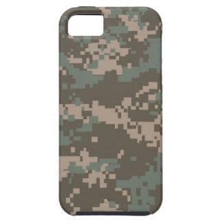 Caso del iPhone del modelo de Digitaces Camo del e iPhone 5 Coberturas