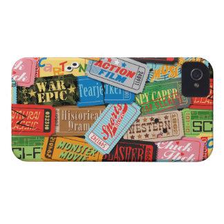 Caso del iPhone del Multi-Boleto de la noche de Case-Mate iPhone 4 Protector