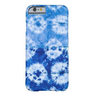 Caso del iPhone del Ne-maki Shibori Funda Barely There iPhone 6