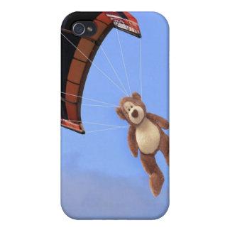 Caso del iPhone del oso de peluche iPhone 4 Funda