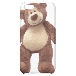 Caso del iPhone del oso de peluche