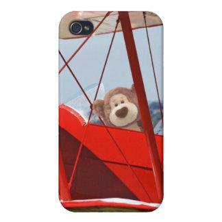 Caso del iPhone del oso de peluche iPhone 4/4S Carcasas