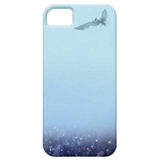 caso del iphone del pájaro de la mañana iPhone 5 Case-Mate fundas