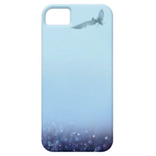 caso del iphone del pájaro de la mañana iPhone 5 carcasa