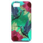 Caso del iPhone del pájaro del tarareo iPhone 5 Carcasas