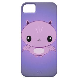 Caso del iPhone del palo de vampiro de Kawaii iPhone 5 Fundas