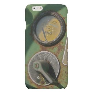 Caso del iPhone del panel del tractor de Oliverio