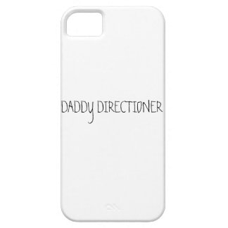 Caso del iphone del PAPÁ DIRECTIONER Funda Para iPhone 5 Barely There