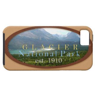 Caso del iphone del Parque Nacional Glacier iPhone 5 Carcasa