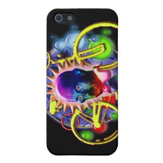 Caso del iPhone del paseo salvaje de Albert iPhone 5 Funda
