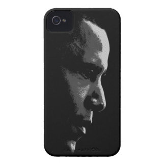 Caso del iPhone del perfil de Obama Case-Mate iPhone 4 Protector