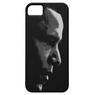Caso del iPhone del perfil de Obama iPhone 5 Fundas