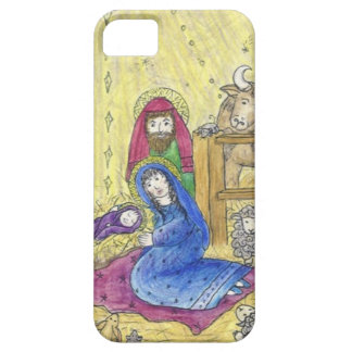 Caso del iphone del pesebre de Jesús Maria iPhone 5 Coberturas