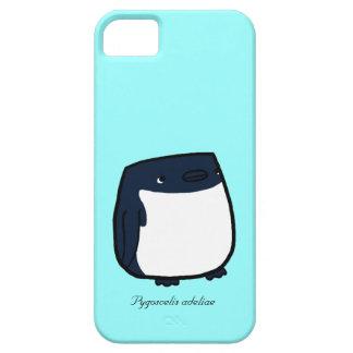 Caso del iPhone del pingüino de Adelie iPhone 5 Fundas