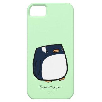 Caso del iPhone del pingüino de Gentoo iPhone 5 Carcasa