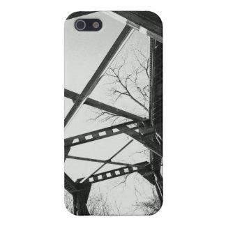 Caso del iphone del puente iPhone 5 carcasas