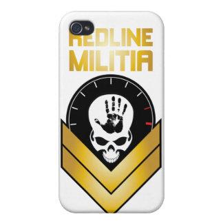 Caso del iPhone del RM iPhone 4 Cárcasa