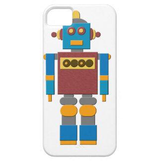 Caso del iPhone del robot del juguete iPhone 5 Case-Mate Carcasas