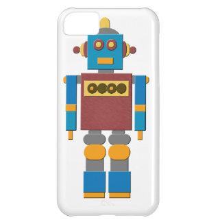 Caso del iPhone del robot del juguete Funda Para iPhone 5C