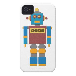 Caso del iPhone del robot del juguete iPhone 4 Carcasa