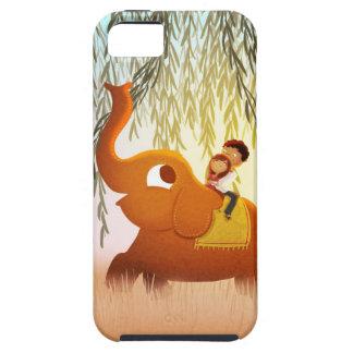 caso del iphone del saathi iPhone 5 carcasa