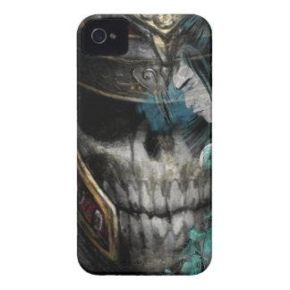 Caso del iPhone del samurai iPhone 4 Case-Mate Funda