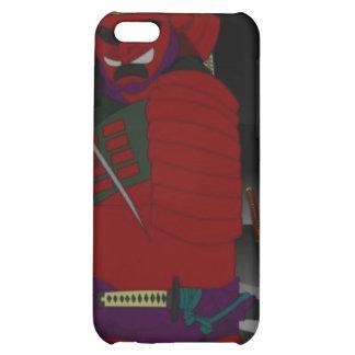 caso del iphone del samurai