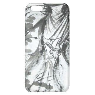 Caso del iPhone del samurai que vaga