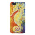 Caso del iPhone del Seahorse iPhone 5 Carcasa
