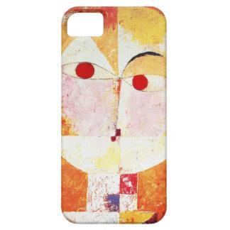 Caso del iPhone del Senecio de Paul Klee Funda Para iPhone SE/5/5s