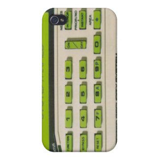 Caso del iPhone del telclado numérico del sistema  iPhone 4/4S Carcasa