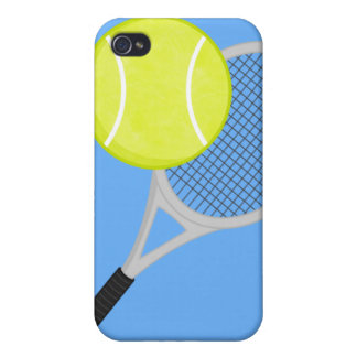 Caso del iPhone del tenis iPhone 4 Carcasas