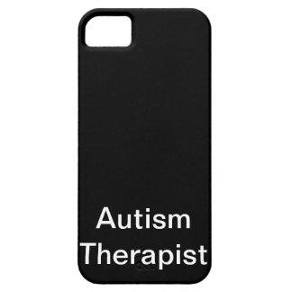 Caso del iPhone del terapeuta del autismo iPhone 5 Case-Mate Cárcasa