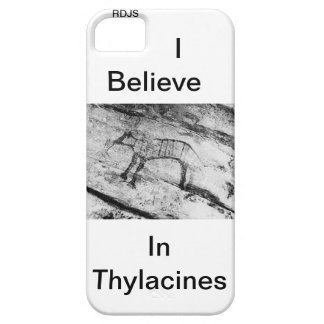 Caso del iPhone del Thylacine iPhone 5 Funda