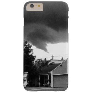 Caso del iPhone del tornado de Tejas Funda Para iPhone 6 Plus Barely There