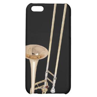 caso del iPhone del trombone