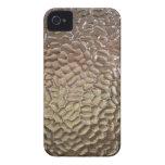Caso del iPhone del vidrio esmerilado iPhone 4 Case-Mate Cárcasa