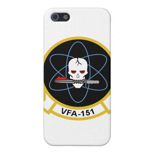 Caso del iPhone del vigilante VFA-151 iPhone 5 Funda