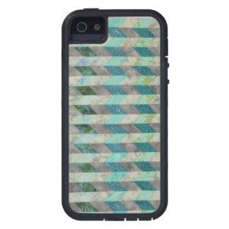 Caso del iPhone del zigzag iPhone 5 Case-Mate Carcasas