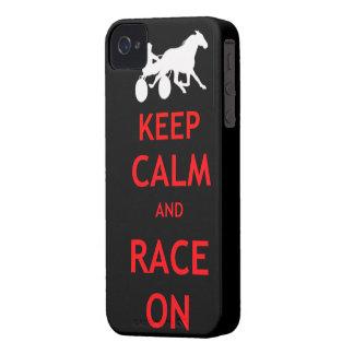 Caso del iPhone el competir con de arnés Case-Mate iPhone 4 Cobertura