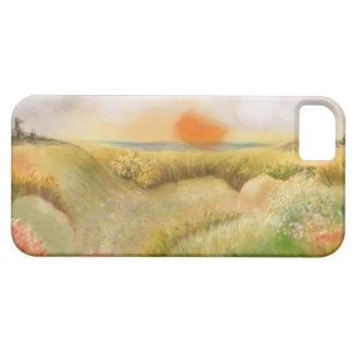 caso del iPhone - escena de la playa de Sandy iPhone 5 Cárcasa