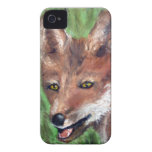 caso del iphone, Fox Case-Mate iPhone 4 Protectores