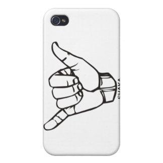 caso del iPhone iPhone 4 Carcasas
