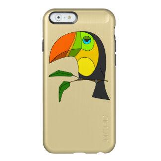 caso del iphone funda para iPhone 6 plus incipio feather shine