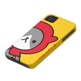 caso del iPhone - gatito Case-Mate iPhone 4 Protectores